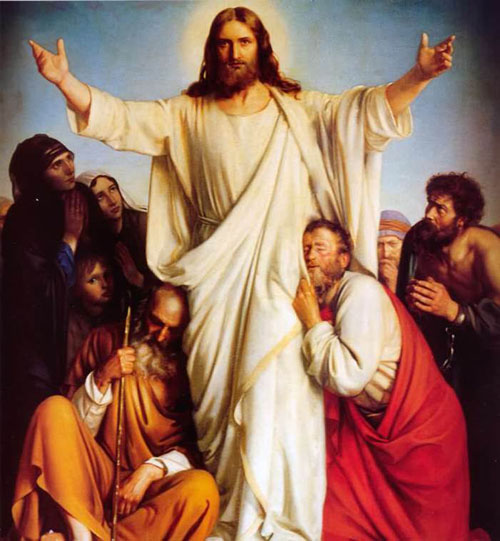 Jesus Our Lord and Master